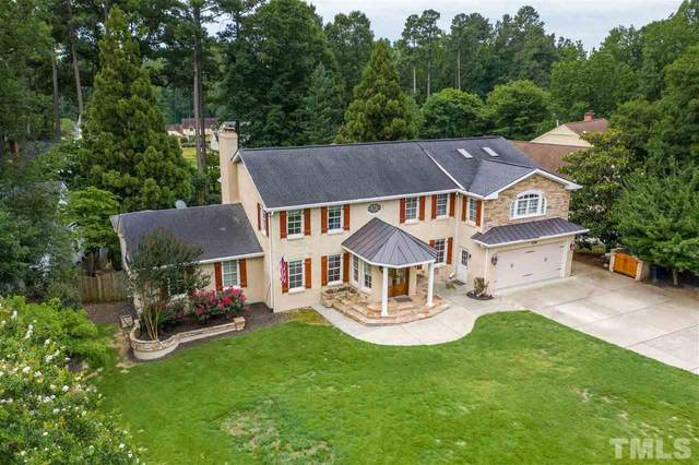 6816 Greystone Drive, Raleigh, NC 27615 (#2334441) :: RE/MAX Real Estate Service