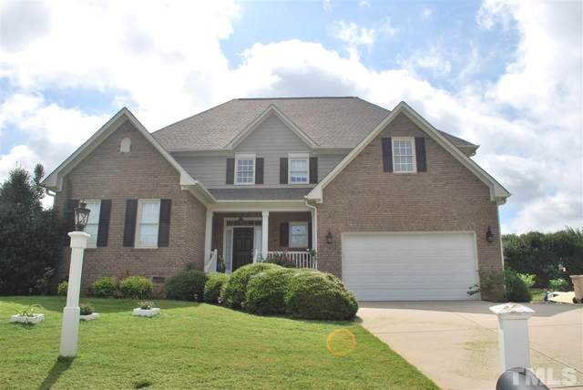 208 Summers Walk Circle, Garner, NC 27529 (#2334448) :: The Perry Group