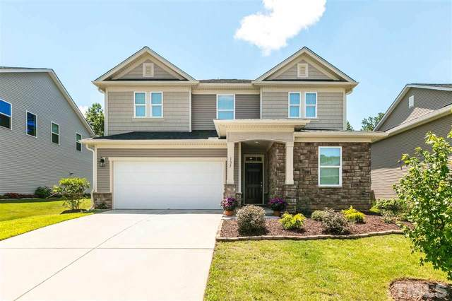 135 S Harrison Place Lane, Fuquay Varina, NC 27526 (#2334482) :: Raleigh Cary Realty