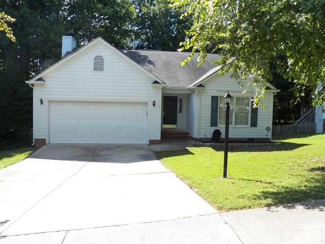 1110 Mango Crest Drive, Knightdale, NC 27545 (#2334499) :: Raleigh Cary Realty