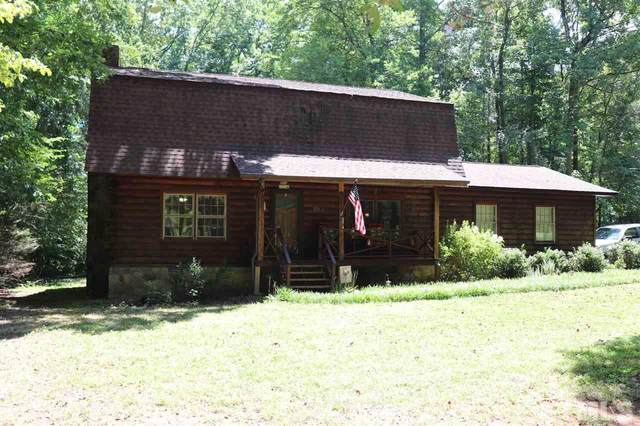 45 Log Home Road, Timberlake, NC 27583 (#2334503) :: Raleigh Cary Realty