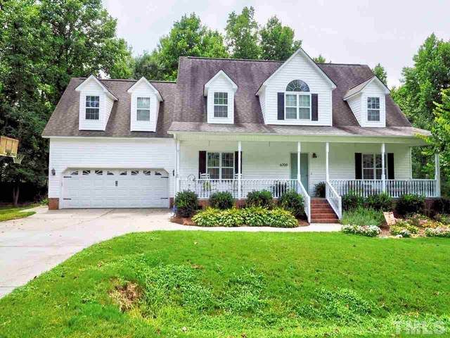 6709 Country Hollows Lane, Holly Springs, NC 27540 (#2334521) :: Rachel Kendall Team