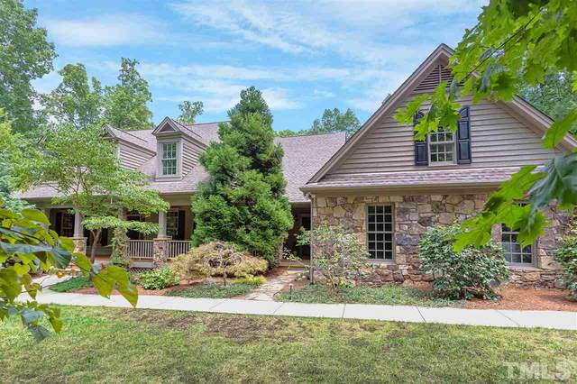 305 Rhododendron Drive, Chapel Hill, NC 27517 (#2334545) :: The Perry Group