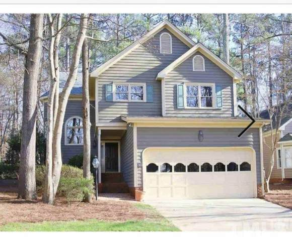 201 East Wind Lane, Cary, NC 27518 (#2334548) :: Rachel Kendall Team