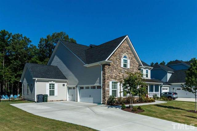 2832 Clifton Oaks Drive, New Hill, NC 27562 (#2334549) :: Rachel Kendall Team