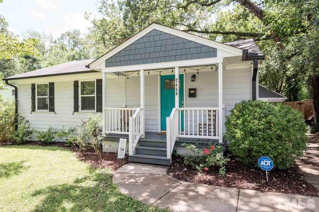 2446 Stevens Road, Raleigh, NC 27610 (#2334633) :: Raleigh Cary Realty