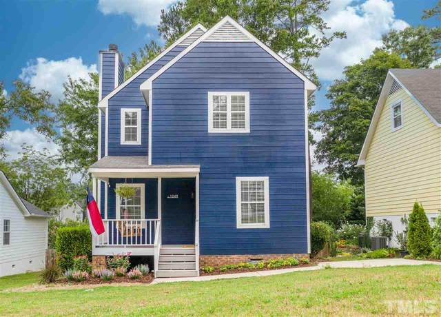 1049 Mills Street, Raleigh, NC 27608 (#2334664) :: Triangle Top Choice Realty, LLC