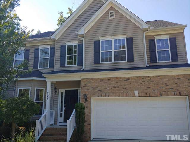 408 Sycamore Ridge Lane, Holly Springs, NC 27540 (#2334665) :: Rachel Kendall Team