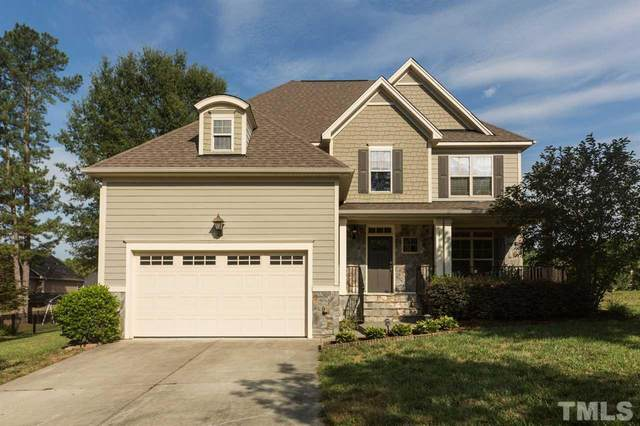 1500 Gracie Girl Way, Wake Forest, NC 27587 (#2334683) :: The Perry Group