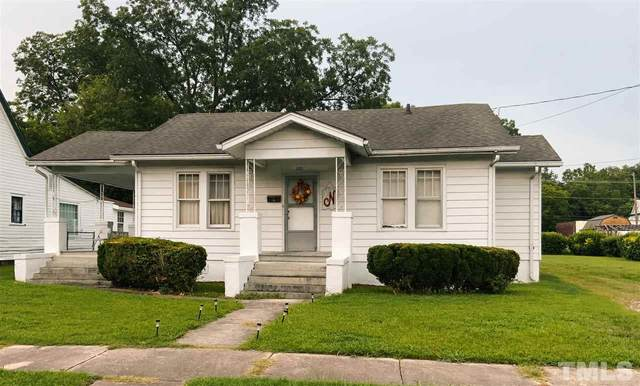 1121 S Franklin Street, Rocky Mount, NC 27803 (#2334713) :: Triangle Top Choice Realty, LLC