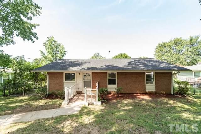 712 Grantland Drive, Raleigh, NC 27610 (#2334716) :: Raleigh Cary Realty