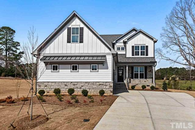 7437 Laurel Crest Drive, Wake Forest, NC 27587 (#2334730) :: Realty World Signature Properties
