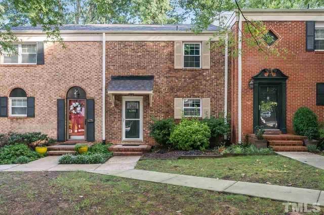 6381 New Market Way #6381, Raleigh, NC 27615 (#2334751) :: Masha Halpern Boutique Real Estate Group