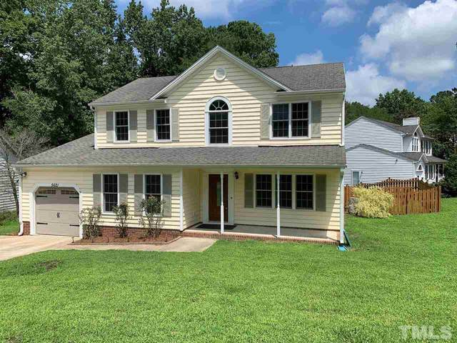 5621 Torness Court, Raleigh, NC 27604 (#2334768) :: Realty World Signature Properties