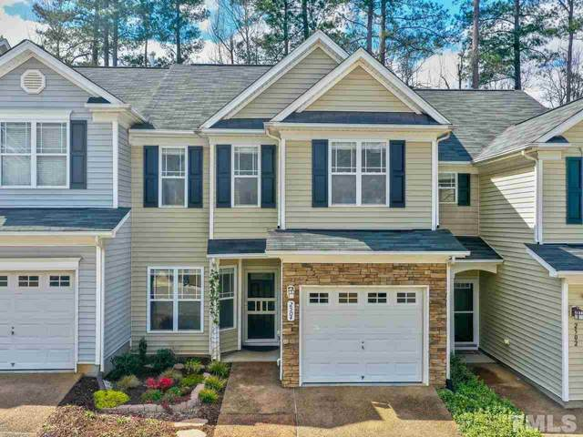 2504 Bryarton Village Way, Raleigh, NC 27606 (#2334775) :: Classic Carolina Realty