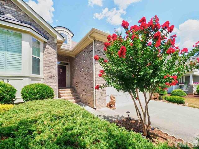 329 Dimock Way, Wake Forest, NC 27587 (#2334781) :: Realty World Signature Properties