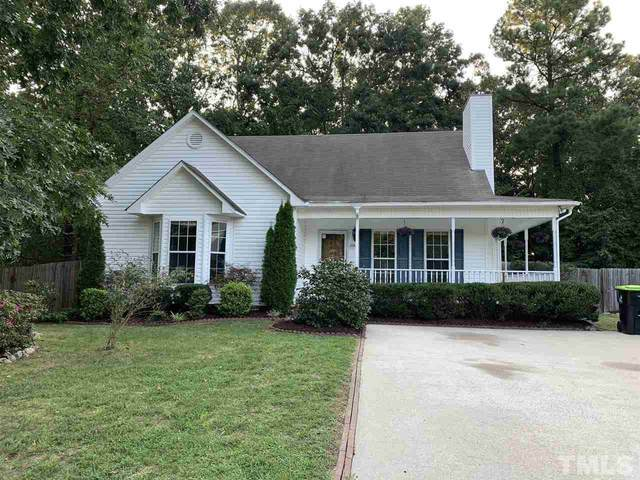 2004 Ruddy Road, Raleigh, NC 27616 (#2334800) :: Triangle Just Listed