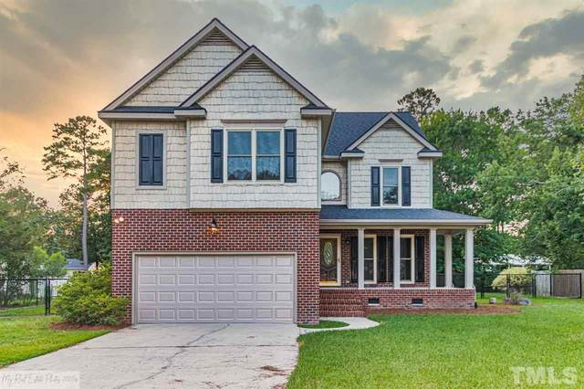 110 Lane Tree Drive, Goldsboro, NC 27534 (#2334831) :: Dogwood Properties