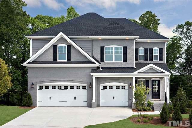 1909 Edgelake Place Lot #16, Cary, NC 27519 (#2334845) :: Rachel Kendall Team