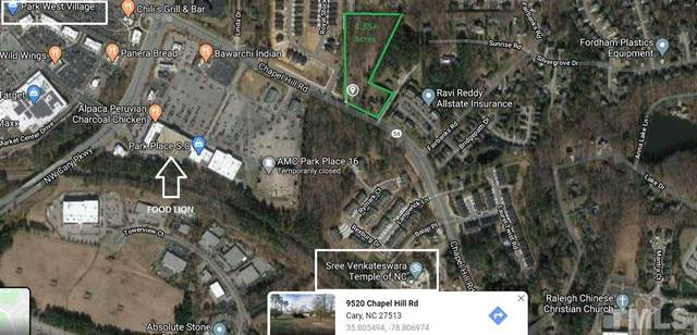 9518 Chapel Hill Road, Cary, NC 27513 (#2334855) :: The Perry Group