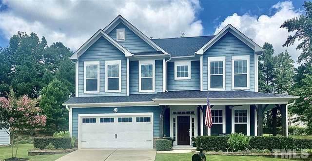 93 Woods Manor Lane, Clayton, NC 27527 (#2334891) :: Dogwood Properties