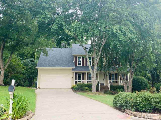 320 Barthel Drive, Cary, NC 27513 (#2334906) :: Realty World Signature Properties