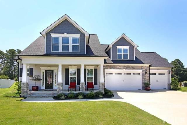 89 Fieldsview Drive, Garner, NC 27529 (#2334915) :: Dogwood Properties