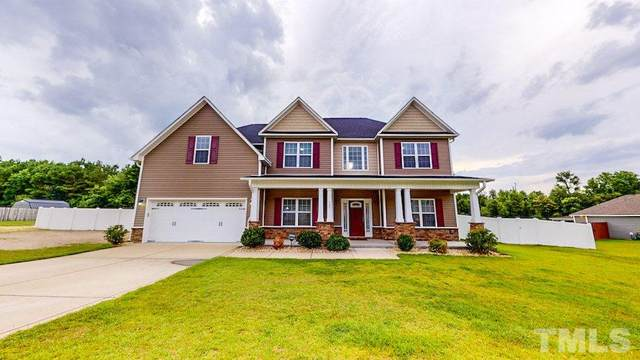 105 Kingsmill Drive, Pikeville, NC 27863 (#2334922) :: The Perry Group