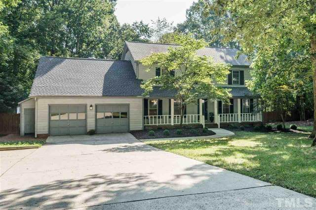 8608 Timberwind Drive, Raleigh, NC 27615 (#2334924) :: Spotlight Realty