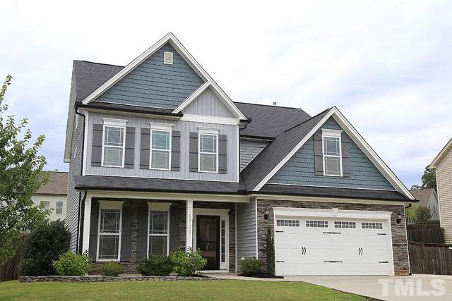 5720 Lumiere Street, Holly Springs, NC 27540 (#2334925) :: The Perry Group