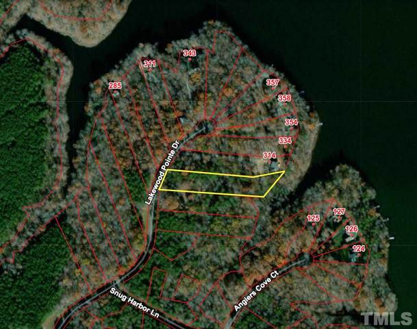 Lot 18 Lakewood Pointe Drive, Roxboro, NC 27574 (#2334930) :: The Perry Group