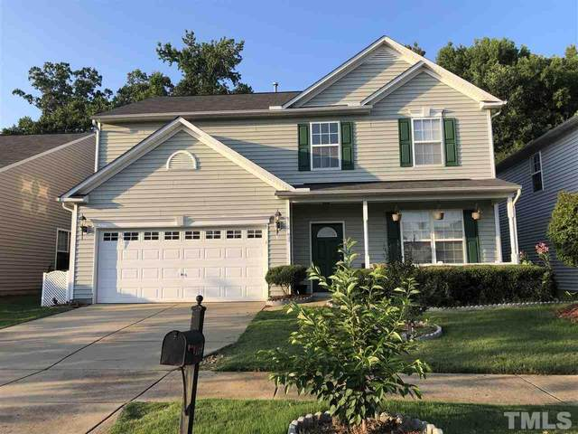 169 Jasper Point Drive, Holly Springs, NC 27540 (#2334936) :: M&J Realty Group