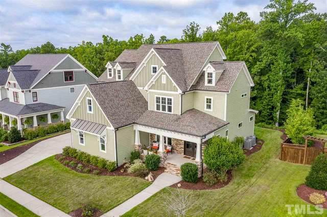 255 Landover Circle, Chapel Hill, NC 27516 (#2334950) :: Real Estate By Design