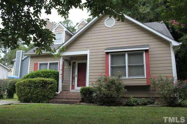 828 Rawls Drive, Raleigh, NC 27610 (#2334958) :: Raleigh Cary Realty