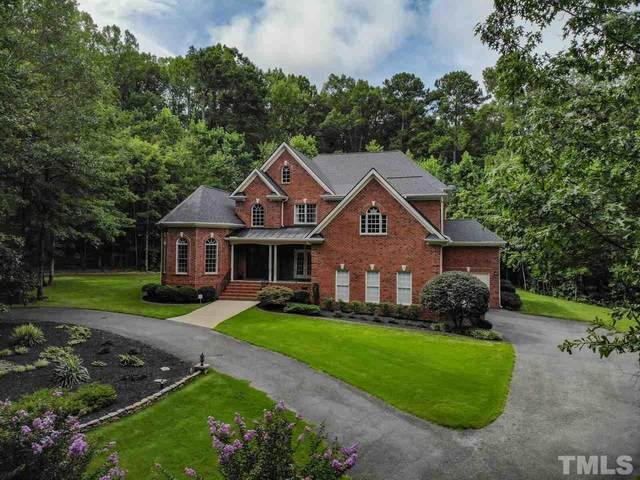 6005 Farmpond Road, Apex, NC 27523 (#2334964) :: The Jim Allen Group