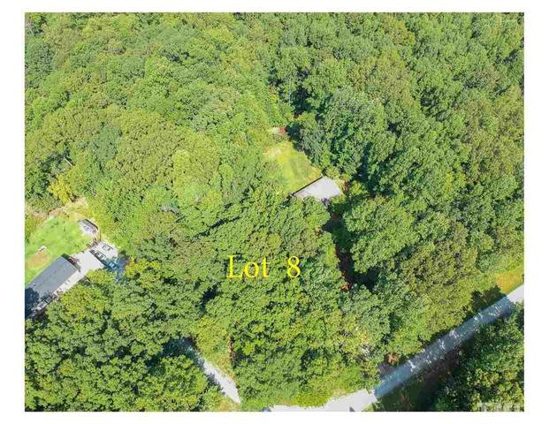 Lot 8 Oak Hollow Road, Timberlake, NC 27583 (#2334985) :: The Jim Allen Group