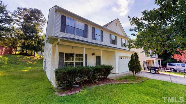 307 Rock Hound Road, Knightdale, NC 27545 (#2335006) :: Realty World Signature Properties