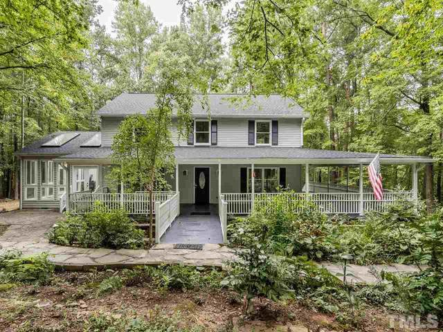 358 River Bluff Drive, Pittsboro, NC 27312 (#2335012) :: Triangle Top Choice Realty, LLC