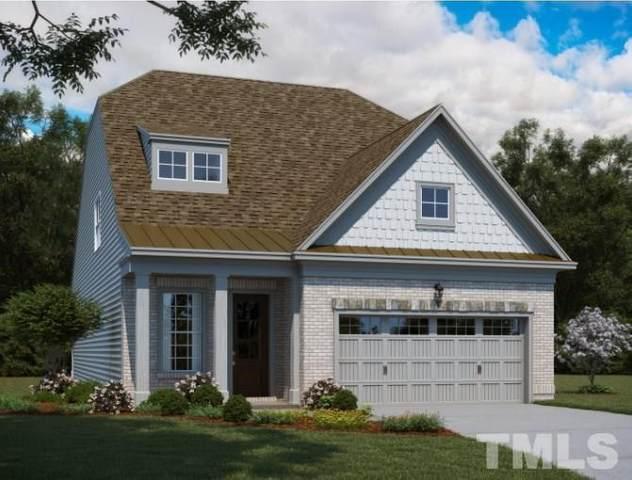 1000 Bravura Drive #196, Cary, NC 27519 (#2335042) :: Dogwood Properties