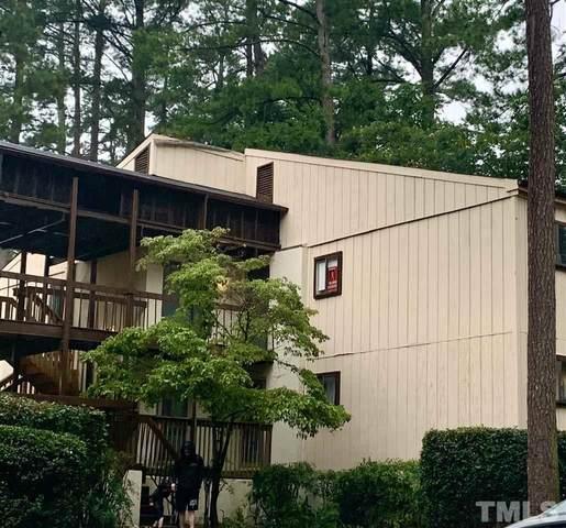 549 Pine Ridge Place #549, Raleigh, NC 27609 (#2335060) :: Saye Triangle Realty