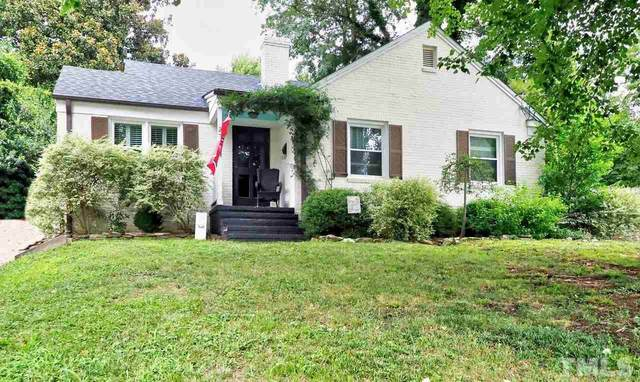 2706 Gordon Street, Raleigh, NC 27608 (#2335087) :: Triangle Top Choice Realty, LLC