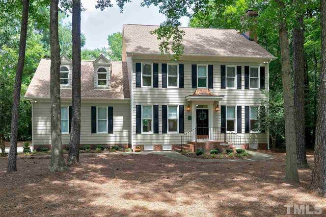 5113 Linksland Drive, Holly Springs, NC 27540 (#2335126) :: Realty World Signature Properties
