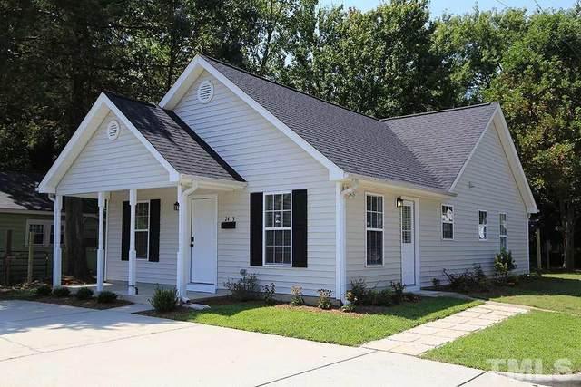 2413 N Roxboro Street, Durham, NC 27704 (#2335128) :: Realty World Signature Properties