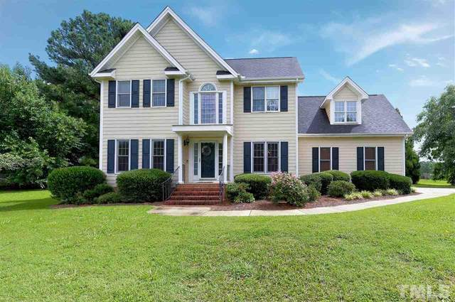 5517 Brushy Meadows Road, Fuquay Varina, NC 27526 (#2335130) :: Saye Triangle Realty