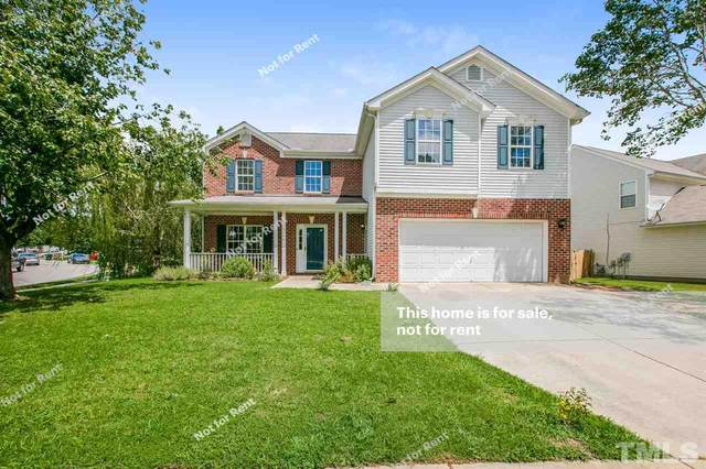 3048 Buttonwood Lane, Clayton, NC 27520 (#2335134) :: Triangle Top Choice Realty, LLC