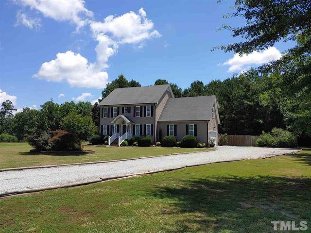 164 Lightning Trail Trail, Smithfield, NC 27577 (#2335137) :: Raleigh Cary Realty
