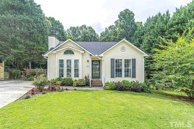 2017 Ruddy Road, Raleigh, NC 27616 (#2335143) :: Triangle Just Listed
