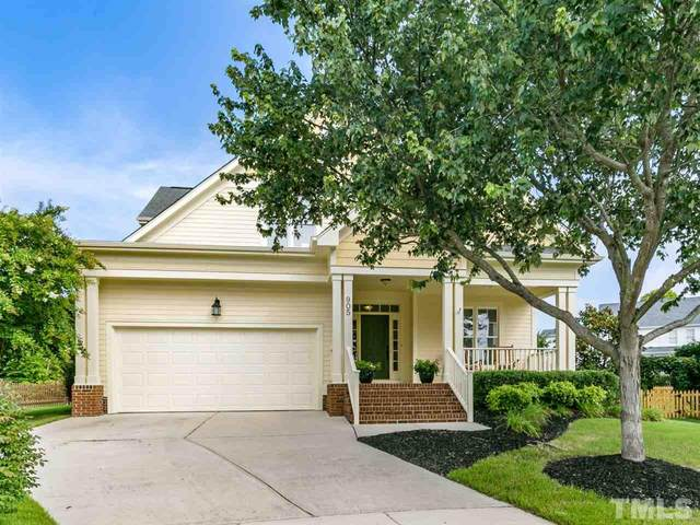 905 Sweet Olive Court, Wake Forest, NC 27587 (#2335155) :: Realty World Signature Properties
