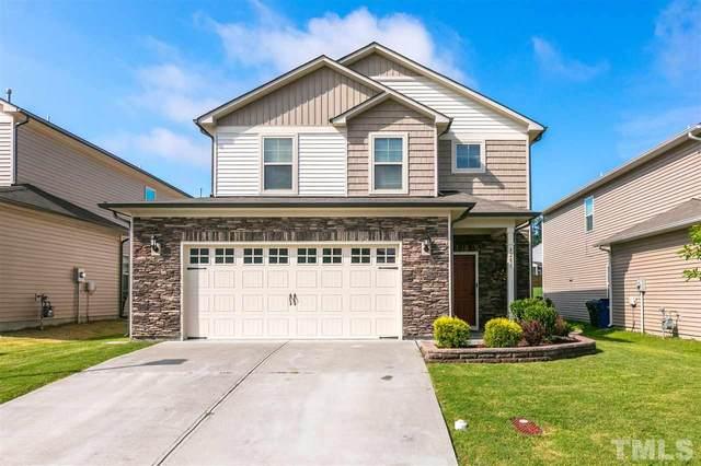 4283 Prairie Creek Trail, Raleigh, NC 27616 (#2335177) :: Realty World Signature Properties