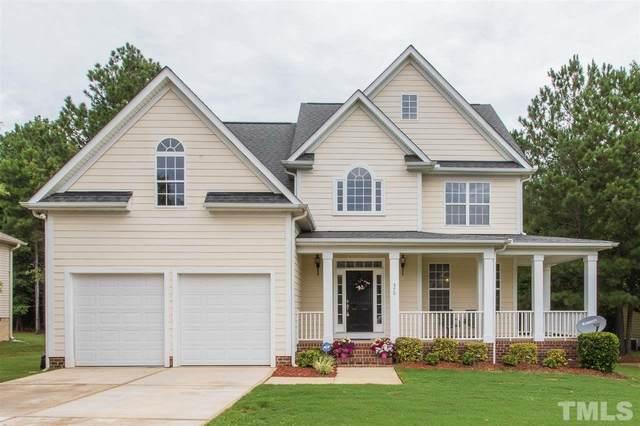 370 Long View Drive, Franklinton, NC 27525 (#2335185) :: Dogwood Properties